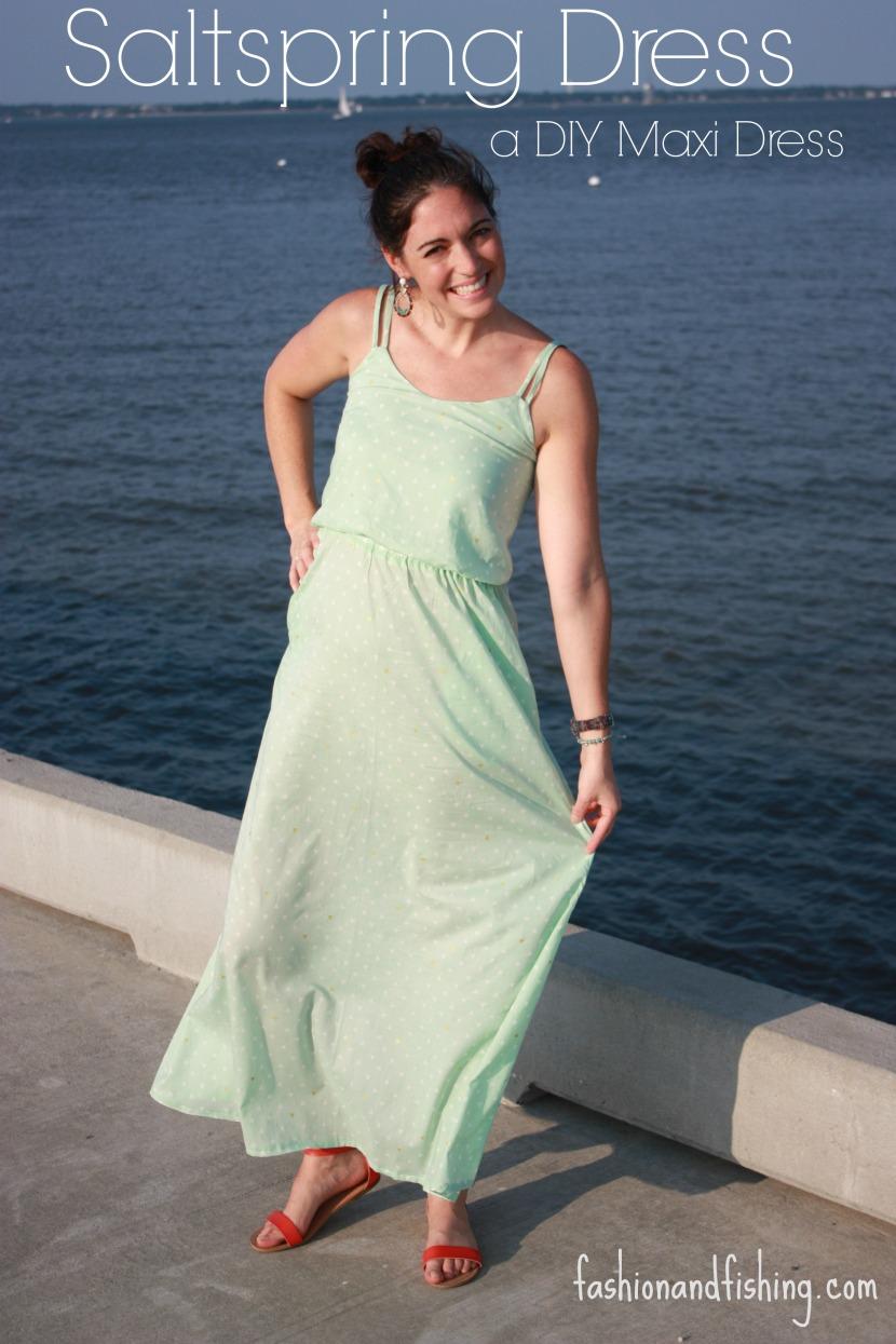 saltspring dress