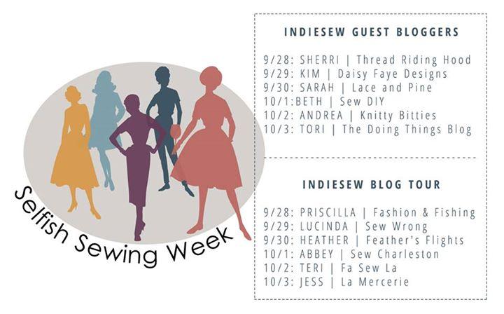 indie sew selfish sewing